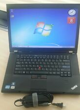 Lenovo Thinkpad T520 Core i5-2520M 250GB HDD 6GB RAM WEBCAM WIN 7 Pro