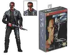 """NECA TERMINATOR 2 T-800 (Classic Video Game Appearance) 7"""" Action Figure"""
