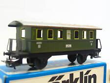 Märklin H0 4040 Personenwagen 2. Klasse OVP (Z7924)