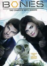 Bones: The Complete Sixth Season [6 Discs] (2011, DVD NEUF) WS