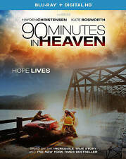 90 Minutes in Heaven NEW Bluray disc/case/cover ONLY-no digital/slip/DVD Hope
