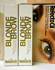 THE BEST PRICE !!!!! 2 X REFECTOCIL EYEBROWN AND EYELASH TINT-Choose your colour