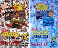 1994 TRAKS Premium NASCAR Racing Cards, Fill Your Set! Pick 20