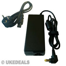 FOR FUJITSU SIEMENS AMILO L1310G LAPTOP POWER SUPPLY UK EU CHARGEURS