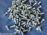 3mm x 8mm SLOTTED COUNTERSUNK MACHINE SCREWS M3 SCREW PACK NEW QUANTITY OF 25