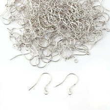 200 X 925 Sterling Silver Earring Findings Ear Wires Hooks 100 Pairs