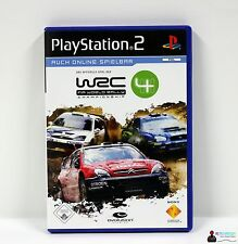 * PLAYSTATION ps2 gioco-WRC: FIA World Rally 4-completamente in guscio OVP *