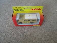 Solido Toner Gam Land Rover #2005 Nice With Box 1/43 Scale See My Store
