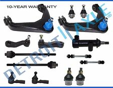 New 13pc Complete Front Suspension Kit for Chevy Silverado Suburban - 8-Lug ONLY