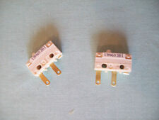 (Ref;66) Whale Elegance Tap Microswitch 2 Pins Pack of 2 RT90000 Caravan