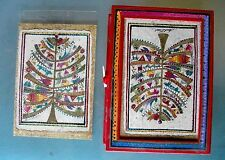 LAUREL BURCH--EMPTY 6 1/2 BY 9 INCH CARD BOX--FOR YOUR TREASURES WITH CLOSURE