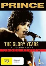 PRINCE : THE GLORY YEARS a documentary review -  DVD - UK Compatible - sealed