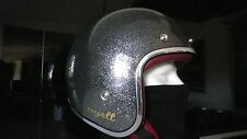 CASQUE WYATT  HARLEY,café racer,old school,taille S look vintage retro bol casco