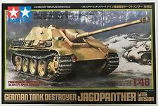 Tamiya 32522 German Tank Destroyer Jagdpanther Late Version 1/48 Model Kit NIB