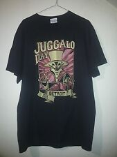 ICP Insane Clown Posse RINGMASTER Juggalo Day Detroit 2016 XL T Shirt