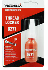 Quality High Strength Permanent Threadlocker, Thread Lock 10ml LIKE LOCTITE 271