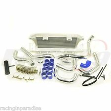 NEW V2 REV9 02-07 SUBARU WRX STI FRONT MOUNT INTERCOOLER KIT FMIC EJ20 EJ25 GEN2