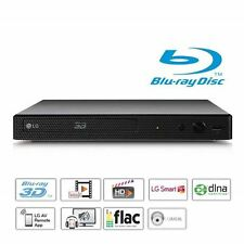 LG BP450 3D Blu-ray / DVD Player 1080P DivX Full HD HDMI DTS Bluray Netflix