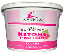 RASPBERRY KETONE DIET PROTEIN -MEAL REPLACEMENT- PROTEIN SHAKE CHOCOLATE 2.25KG