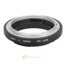 FD to EOS Adapter Ring Mount for Canon EOS 5D 7D Mark II 70D 700D 100D 6D EF New
