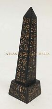EGYPTIAN EGYPT OBELISK TEMPLE OF RA STATUE SMALL DOLL HOUSE MINIATURE 3""