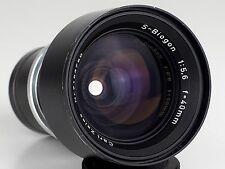 S-Biogon 5.6/40 Carl Zeiss mint condition objectif 1:5,6 40 mm