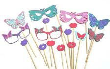 Photo Booth Props Parties Props Birthday Butterfly Party Set x12PC