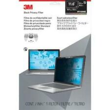 """3m 11.6"""" Touch Laptop Privacy Filter Black - For 11.6""""lcd Notebook (pf116w9e)"""