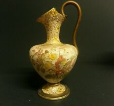 Antique c.1880s English Aesthetic Movement Royal Doulton Burslem Pitcher Vase