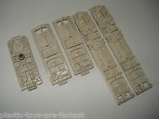 Vintage Star Wars Spare Parts Accessories Millennium Falcon panels battery cover