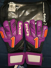 New RINAT ARKANO PRO GOALIE SOCCER GLOVE Size 9, Goalkeeper, Futbol, Football