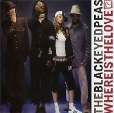 THE BLACK EYED PEAS - Where Is The Love? CD Single