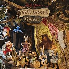 Deep Woods Revival - Red Yarn (2015, CD NIEUW)
