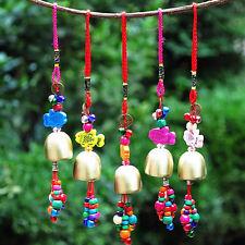 Nationale Bell-Klangspiel Hängen Copper Windspiel Haus-Garten Glocken Dekor DIY