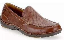 New ��Clarks ��UK Size 6.5 Unstructured Un Wind Brown Leather Shoes (40 EU) Mens