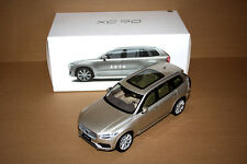 1:18 Volvo xc90 gold color model + gift