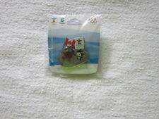 Vancouver 2010 Olympic Pin Winter Games Souvenir Quatchi and Miga Mascots