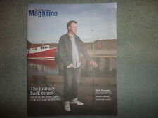 Edwyn Collins, Micky Flanagan, Scotland's war artists articles & pics in mag