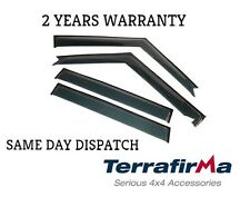 LAND ROVER DISCOVERY 2 TERRAFIRMA WIND DEFLECTOR SET OF 4 - TF661