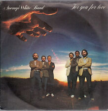 """Average White Band For You For Love UK 45 7"""" sgl +Pic Slv +Help Is On The Way"""