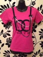 Be A Diva, Hot Pink Top, Girls 14years Excellent Condition