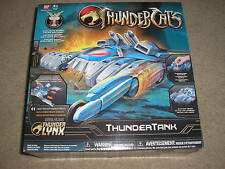 New Bandai Thundercats Thundertank Deluxe Vehicle With Snarf Action Figure
