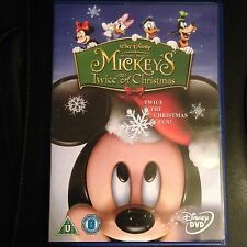 Mickey's Twice Upon A Christmas - DVD, Walt Disney, Animation, Family