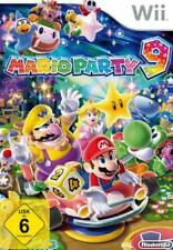 Nintendo Wii Mario Party 9 Selects titolo OVP come nuovo