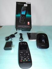 Logitech Harmony Ultimate One - Touch Screen IR Remote - Black (50084)