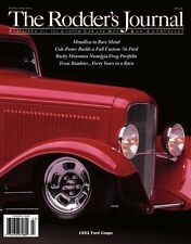 Rodders Journal 27B; Hot Rat Rod, Gasser, 32 Ford Coupe