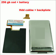 "1.8"" ZIF 256gb ssd Replace MK1634GAL 160gb for ipod 7th classic Disk Drive HDD"