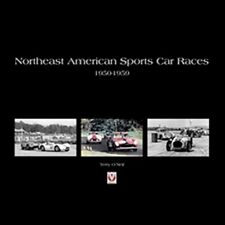 Northeast American Sports Car Races 1950-1959 book paper