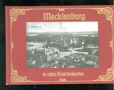 Mecklenburg in alten Ansichtskarten