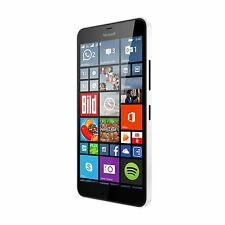 """New"" Microsoft Lumia 640 XL RM-1063 4G LTE White Unlocked Smartphone 5.7""HD720"